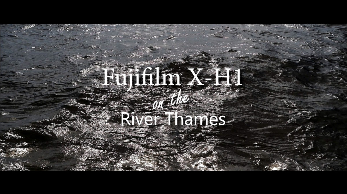 High Frame Rate Shooting with the Fujifilm X-H1